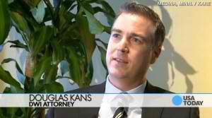 Criminal Defense Attorney Douglas T Kans on USA TODAY
