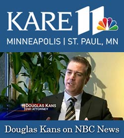 Minneapolis DWI Attorney Douglas Kans