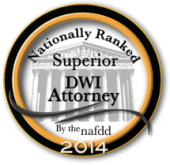 NAFDD Superior DWI Attorney