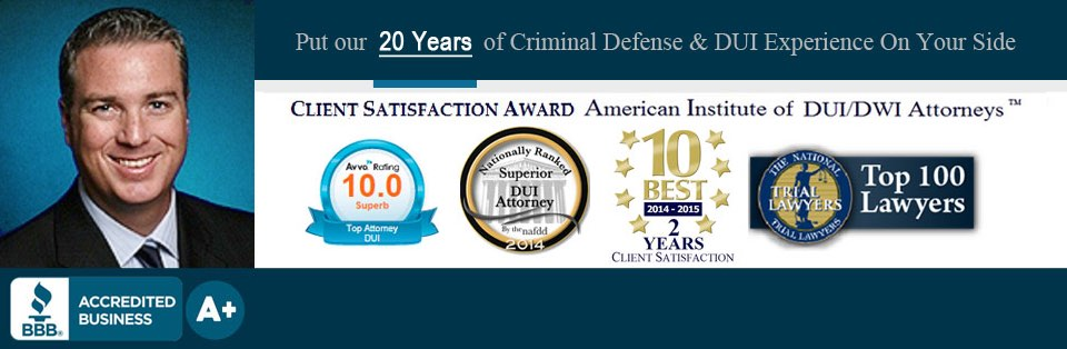 DWI Attorney Douglas Kans Credentials and Awards