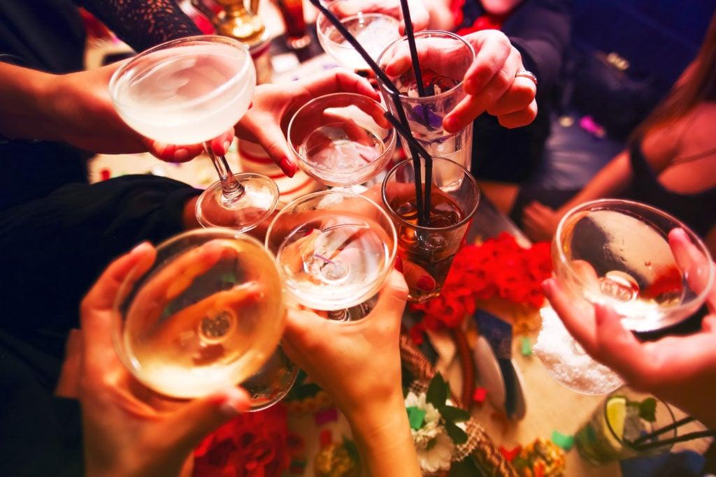 Alcohol Consumption Covid-19
