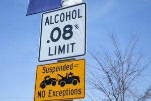 MN DWI Alcohol Legal Limit